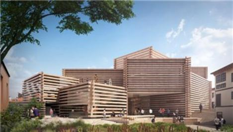 Polimeks, Eskişehir'e 10 milyon dolarlık müze açmaya hazırlanıyor