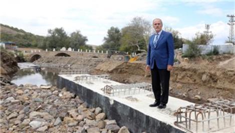 Bursa'da Hasköy-Balat Köprüsü açılıyor!