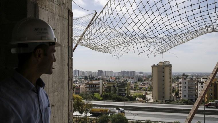 inşaat işçisi