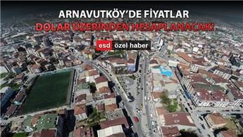 Arnavutköy'de yatırımlar sürüyor, arsa fiyatları uçuyor!
