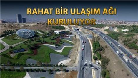 Tema İstanbul'un ortakları TEM trafiğini çözecek