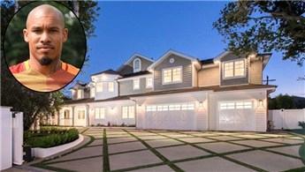 Nigel de Jong'dan 4.3 milyon dolara satılık ev!
