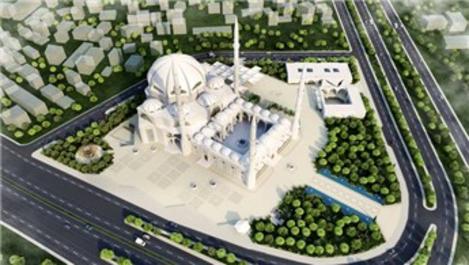 Antalya'da Ulu Camii inşaatı 13 Ekim'de ihale edilecek