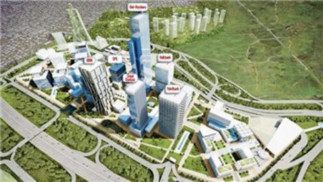İstanbul Finans Merkezi'nin temeli 14 Ekim'de atılıyor!