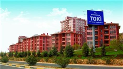 TOKİ, Gaziantep'te 807 konut inşa edecek