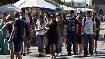 Yabancı turistlerin yarıdan fazlası Avrupa ülkelerinden geldi
