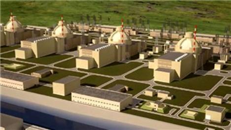 Mersin Akkuyu Nükleer Santrali'ne onay!