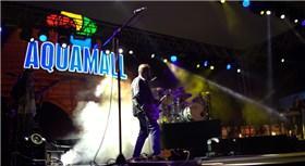 Denizli Aqua Mall, Gripin konseri ile çoştu