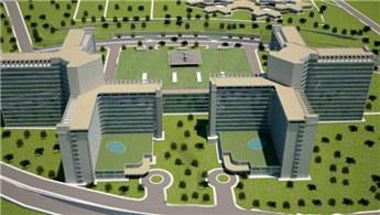 Türkiye'nin 4. büyük sağlık kampüsü yapılıyor