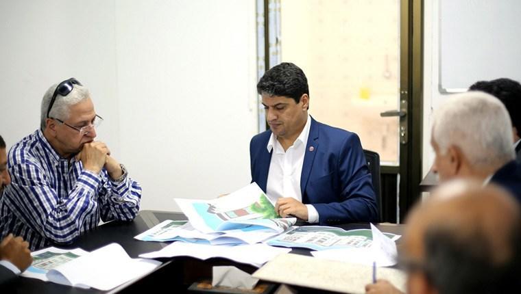 Gazze'deki konut projesinin yüzde 65'i tamamlandı!