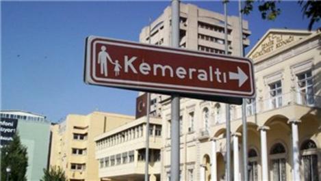 İzmir'deki Kemeraltı Çarşısı 128 kamerayla izlenecek