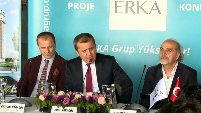Erka Grup'tan 5 yılda 5 bin konut hedefi!