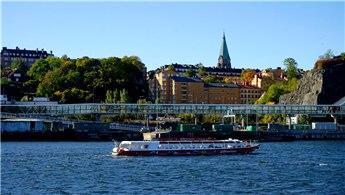 İsveç'in 'Venedik'i Stockholm!