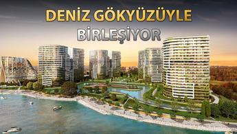 Sea Pearl Ataköy'ün örnek daireleri hazır!