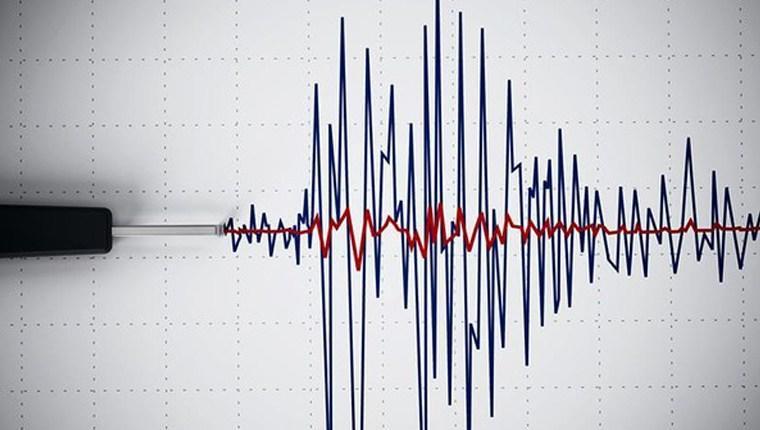 İstanbul'da 4,8'lik deprem korkuttu!