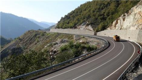 Karadeniz-Akdeniz Yolu 50 ilin ticaret ağını genişletecek