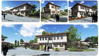 'Kırsal Dönüşüm' ile yöresel mimari ön plana çıkacak