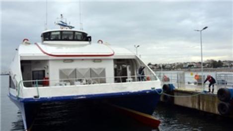 Kartal'daki deniz otobüsü iskelesinin imar planı askıda!