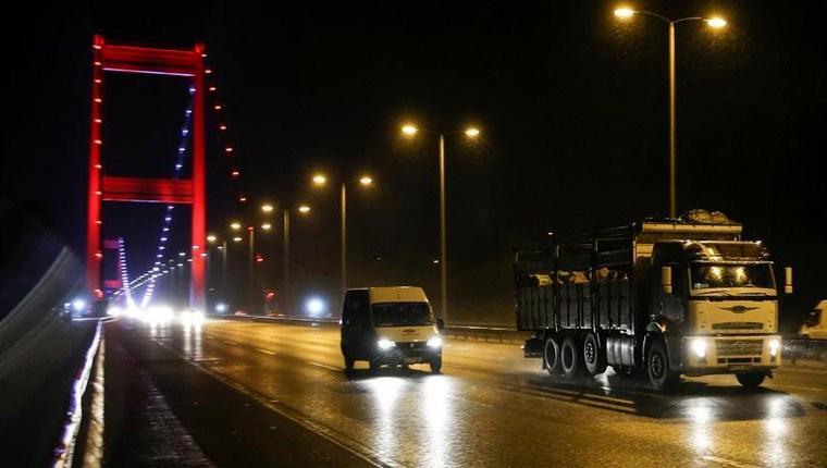FSM Köprüsü'nden kaçak geçen 500 TL ödeyecek!