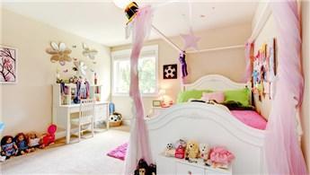 Çocuk odası dekorasyon fikir önerileri!
