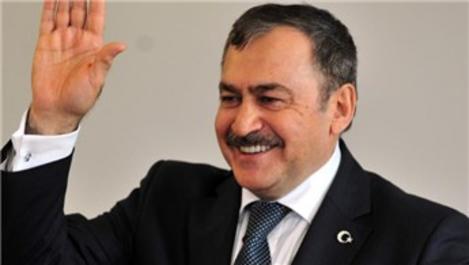 Veysel Eroğlu'ndan Elazığ'da 386 milyon liralık temel atma!