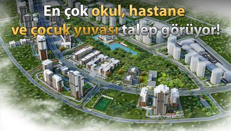 Bahçeşehir'e yatırım yapan yakın gelecekte kazanacak!