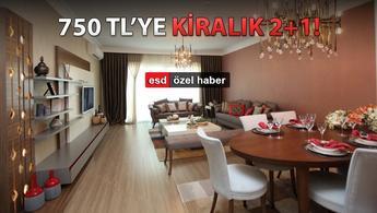 Avrupa Yakası'nda kiralık 2+1'i ucuz 16 konut projesi!
