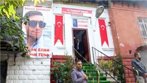15 Temmuz şehidi Tolga Ecabalın'ın evi müze oldu!