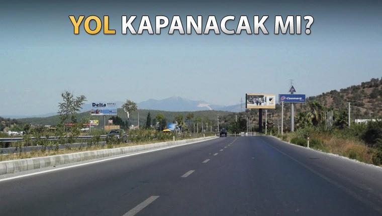 Bodrum Milas karayolu
