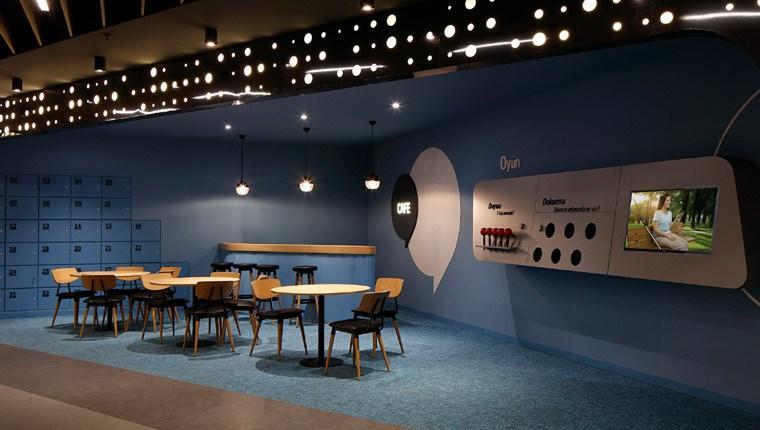 Turkcell Diyalog Müzesi'ne I-AM tasarımı!