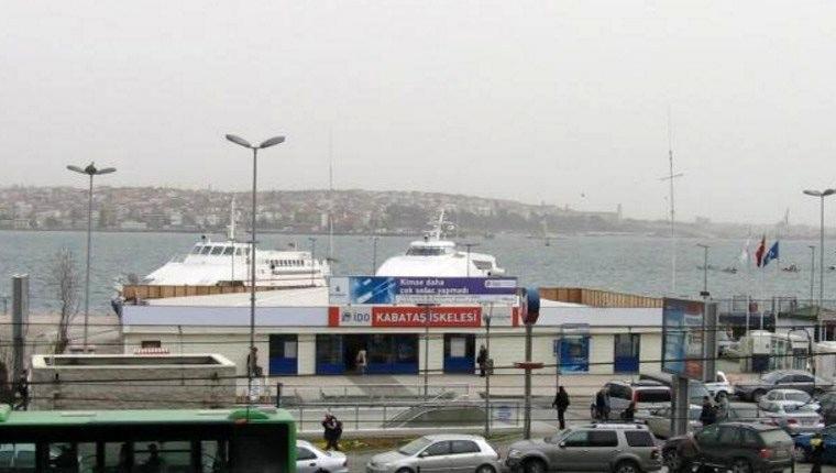 Kabataş deniz terminali