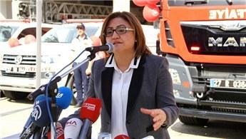 Gaziantep'teki su kesintisine Fatma Şahin'den açıklama!