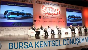 Bursa, raylı sistem çalışmaları ile marka oldu
