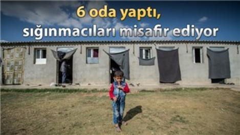 Şanlıurfalı bir çiftçi arazisini Suriyelilere açtı!