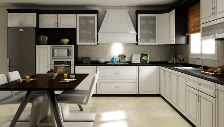 geniş mutfaklar
