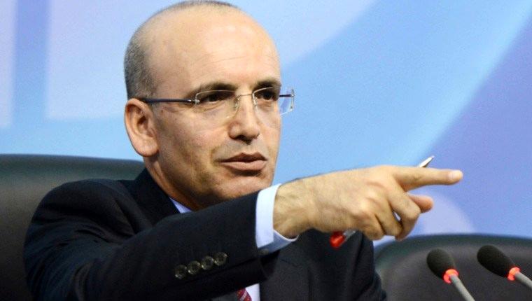 Mehmet Şimşek, Lübnanlı işadamlarıyla buluştu