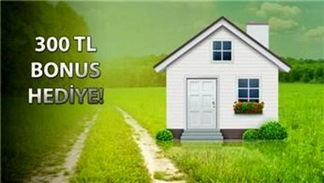 Garanti'den ilk evinize özel fırsatlar!