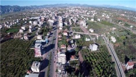 Antalya Döşemealtı'nda 34,4 milyon liraya satılık iki arsa!