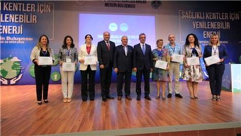 Bursa Büyükşehir Belediyesi'nin çevre çalışmaları tescillendi