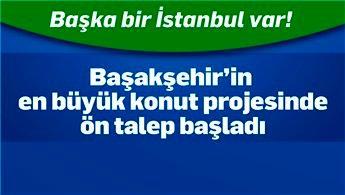 3. İstanbul'da ön talep dönemi başladı