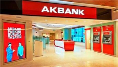 Akbank tüm vadelerde konut kredisi faizini indirdi!