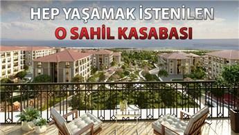Deniz İstanbul'da ilk etap Kalyon Evleri teslim ediliyor