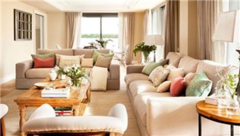 Salonlar için kullanışlı kanepe modelleri!