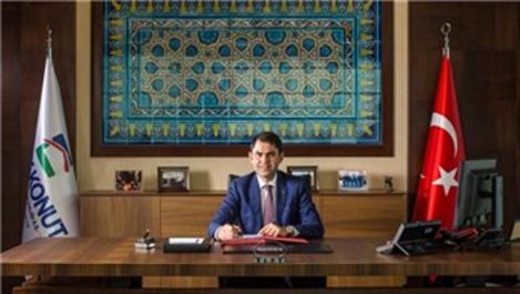 Murat Kurum: Şirketimizi büyütmeye devam edeceğiz