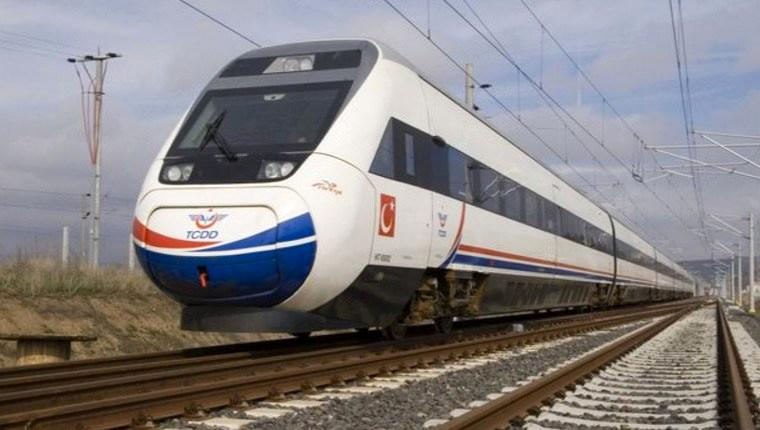 'Ankara-Sivas Yüksek Hızlı Tren' projesinde çalışmalar sürüyor