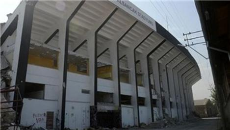 Altay Alsancak Stadı'nda inşaat 2017'de başlayacak