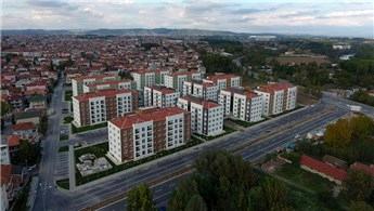 Sakarya'da 4 bin konutluk projenin ilk etabı tamamlandı