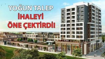 Tual Bahçekent'in dükkanları 12 Kasım'da satışta!