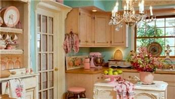 Mutfağınıza renk katacak küçük aksesuarlar