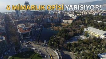 Folkart'ın Basmane Çukuru projesini İzmirliler seçecek!